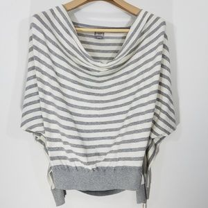 Converse One Sweater Lightweight Stripes Size M